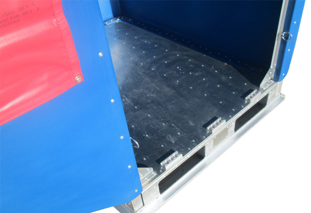 LD 2 Body and Base, Base for LD 2 Air Cargo Container, LD 2 Base, ULD 2 Base, DPE Base, DPN Base, LD 2 Single PIece Shell, LD 2 Air Cargo Container, LD 2 ULD Container